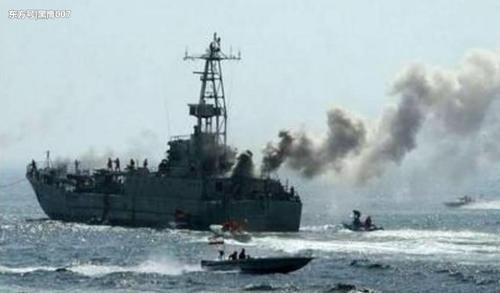 面对石油封锁令,伊朗欲封锁霍尔木兹海峡,真的有这个实力吗?