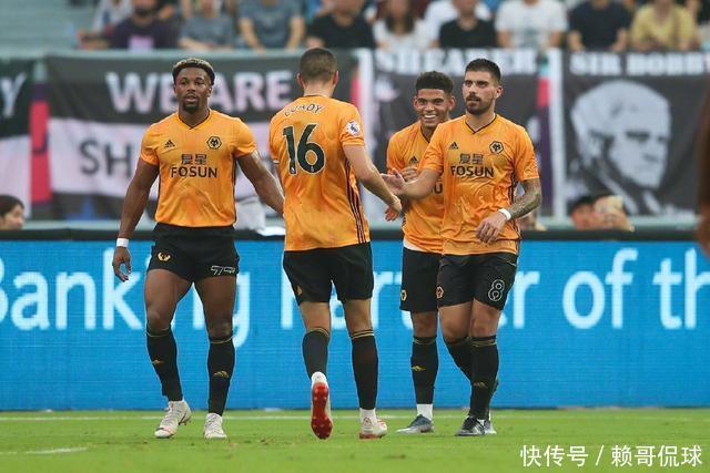 打开门! 4-0让英超黑马到达决赛,中国青少年上演了首秀狼队纽卡斯尔