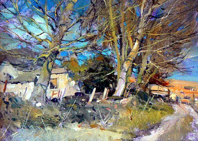 英国风景画 (english landscape painting) 是18世纪中期至19世纪中