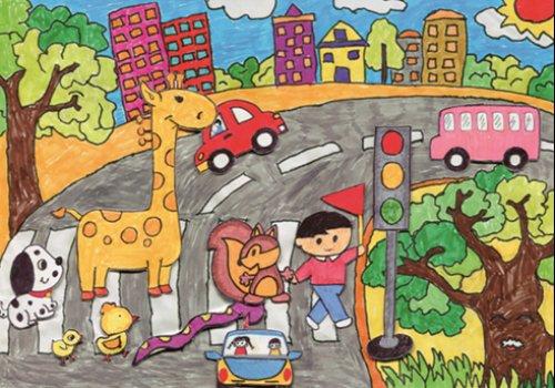 一汽丰田梦想之车全球儿童绘画大赛招募