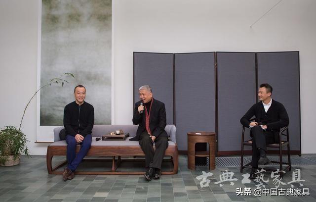 马未都X吕一本:家具是一件严肃的|《中国古典如何自己绘制永中绘本图片