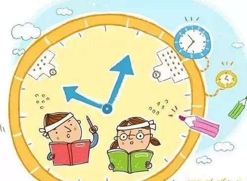 时间能好_初中生如何合理安排时间又能使学习非常好