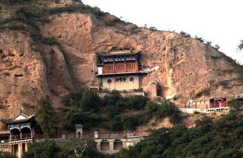甘肃省甘谷县风景名胜
