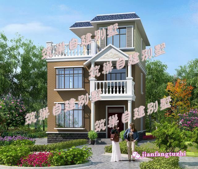 80平方自建房子设计图_60平方自建房设计图