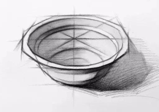 绘画~素描丨单个静物,要吃透它们的质感!