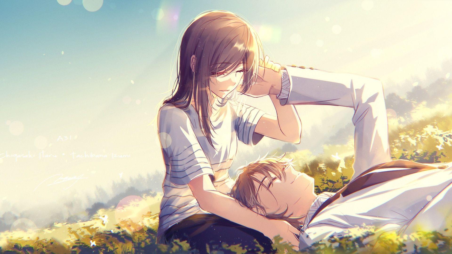 好看的图片唯美浪漫梦幻 动漫_你一个转身的瞬间,我看见了盛世的美好