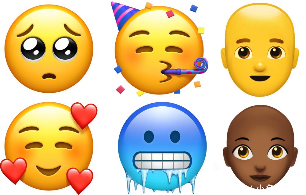 图片庆祝Emoji表情符号猴子日推超70个世界微信里的苹果表情表情图片
