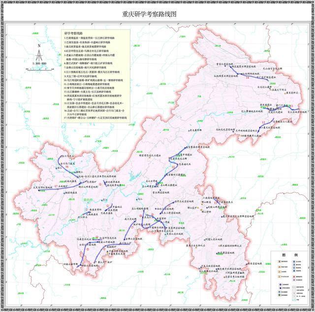 忠县乡镇分布地图