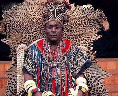 揭秘非洲部落首领的豪华生活_何家南照片