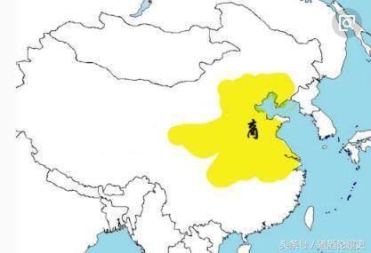 中华历史上的历朝疆域面积:元朝最大,哪个朝代最小?