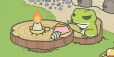 旅行青蛙 日语罗马音