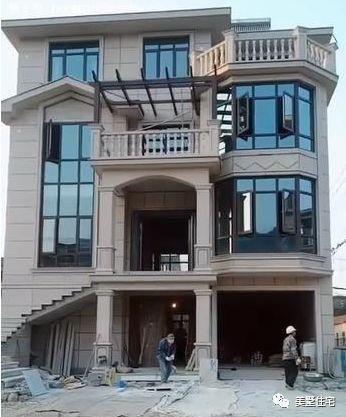 第二栋 三层欧式风格别墅