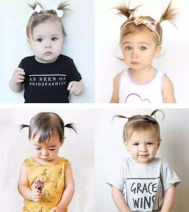 女宝宝发型短发