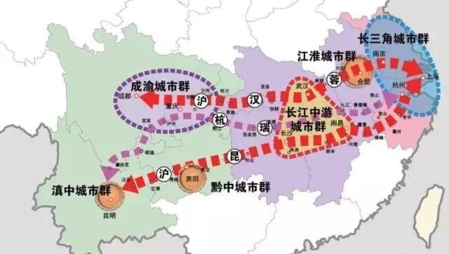 长江三角洲城市群是我国经济最具活力,开放程度最高,创新能力最强