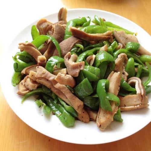 中医建议:青椒和此物一起炒着吃,好吃又健康,还能治胃病的良药