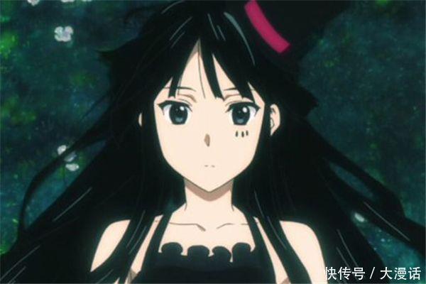 万人评选!日本动漫十位最美女的性感,娜美上苗族性感动作片图片