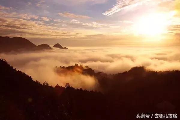 图|庐山风景区官网