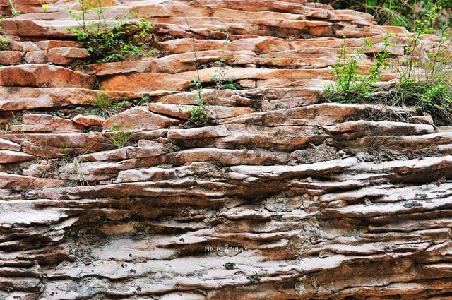 山西红石崖风景区