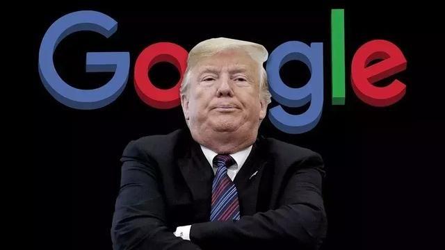 """特朗普又称谷歌""""暗通""""中国,这出戏是做给对台军售的企业看的吗?中国豪士OTA"""