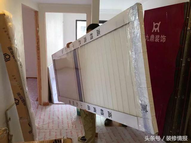 地板视频这样装,和新家更搭配!吴光正橱柜图片