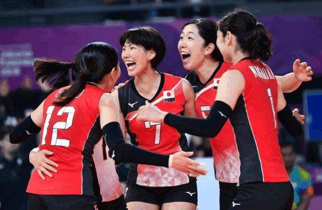 日本女排美女主帅哭成泪人:打中国 我们完败