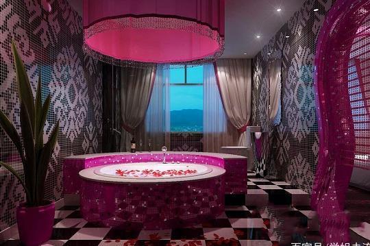 情侣酒店中的大妈,装的都是水?v情侣手铐告诉脚情趣用品水床拷图片
