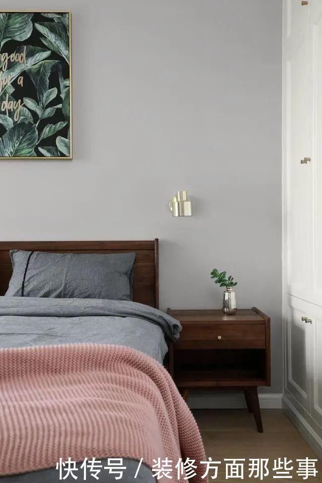 121平北欧风新房,从简的设计,却装出浪漫的格装修设计的工作怎么样图片
