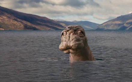 喀纳斯湖水怪之谜