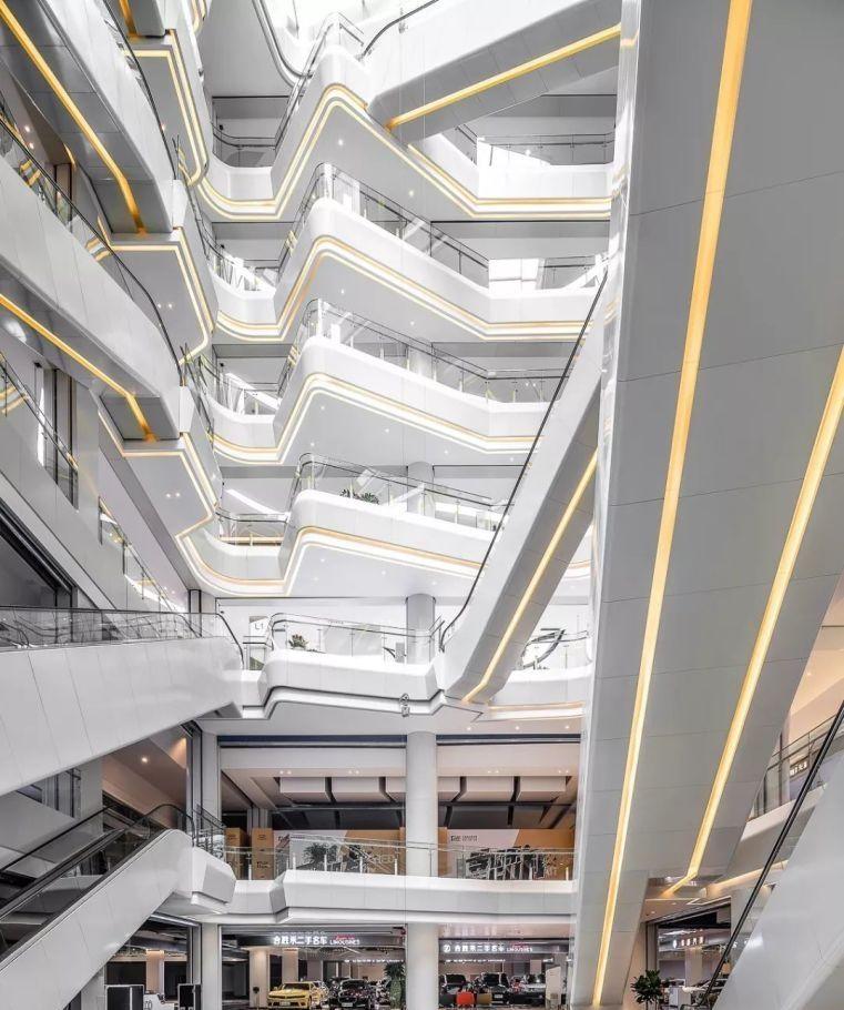 良志国际汽车城,诠释设计的相对论杭州现代建筑设计研究院有限公司图片
