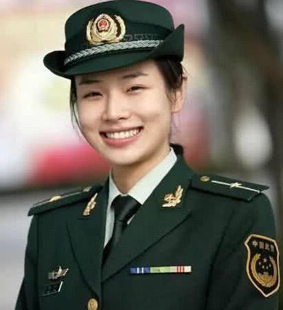 中国最保镖部队日子和美女荒岛的求生,她是出身1在军人的90后美女!图片