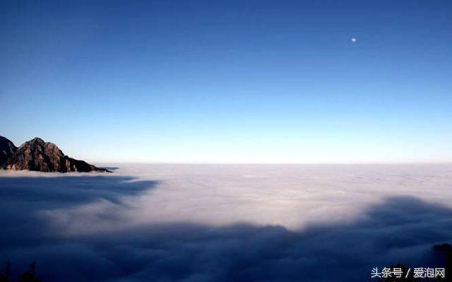四川成都周边看云海日出最好的地方都在这里,全去过才