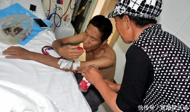 为尿毒症外甥筹款,两位亲人离世两位致残,他活下去是为回报恩人
