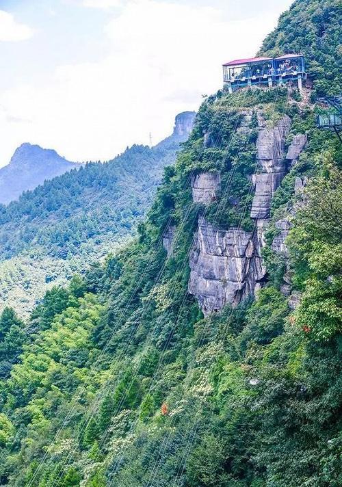 重庆黑山山谷风景区