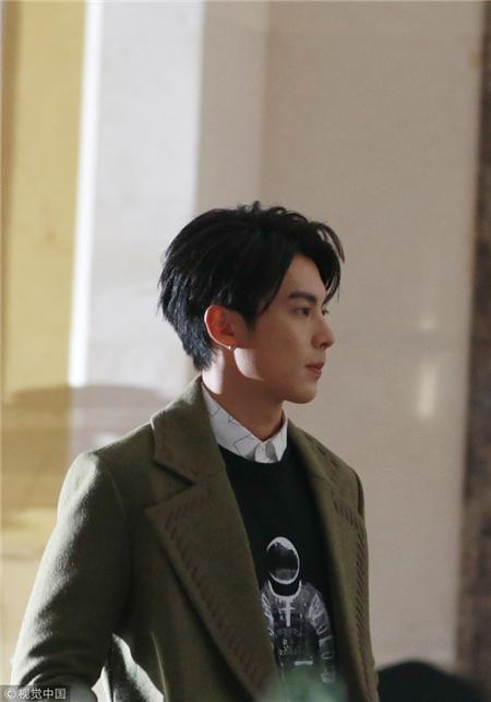 此外,新版《流星花园的》道明寺由王鹤棣饰演