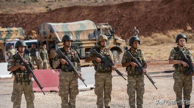 戰斗即將來臨!美只是揮了一大筆制裁,土高級官員被殺,美還是無法擺脫連接土耳朵美國