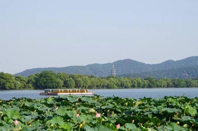 风景,除了苏州 杭州也是非常想去的 不管是影视剧《新白娘子传奇》