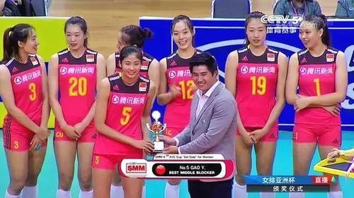 中国女排亚洲杯名单_中国女排亚洲杯横扫对手三连冠 她毫无疑问当选mvp