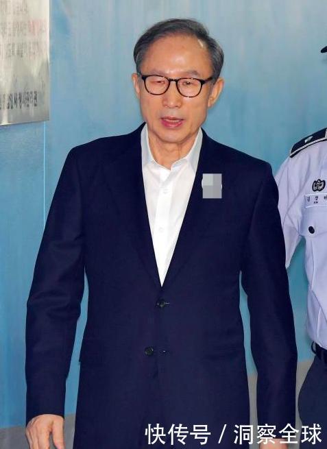 被检方求刑20年,李明博:这真是耻辱