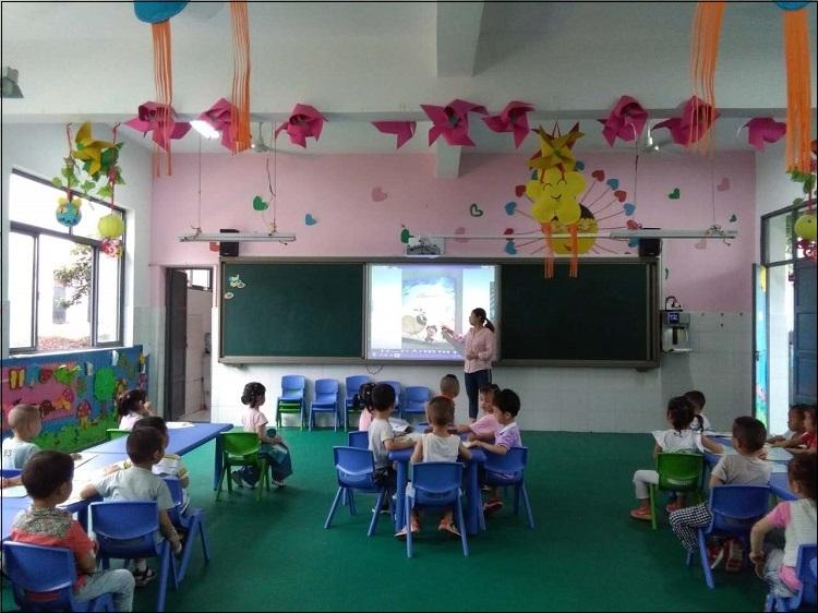 行知小学幼儿园开展假期安全教育活动