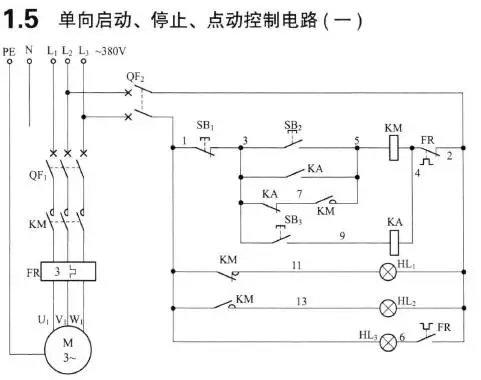 电机驱动经典控制电路20个,超有代表性!