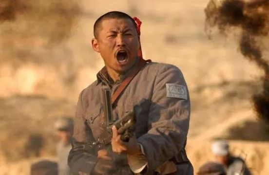 《亮剑》中的张大彪,书法也这么好?他是中国