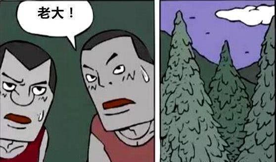搞笑漫画:黑老大看了自己的纹身,决定把纹身师给埋了
