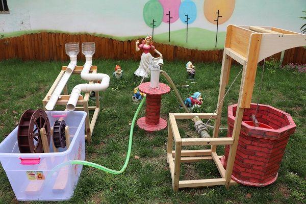 全椒县实验幼儿园自制玩具获省一等奖并被推选参加全国展评