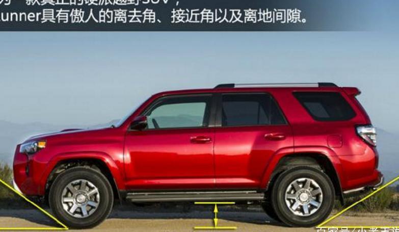 """丰田4runner有望进口 普拉多的北美表亲 堪称业界""""钢铁侠"""""""