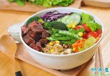 5种碱性食物是脂肪天敌, 开水里加两勺, 肚子平了腰也细了