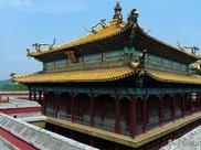 """中国最""""值钱""""的寺庙,耗费黄金750千克,屋顶建有800条金龙"""