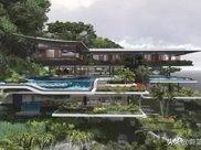 海上别墅,秒视全球 10 亿豪宅