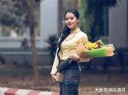 3千人民币可换67万缅甸元,在缅甸能干些什么?当地姑娘告诉你
