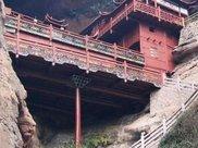 中国这座寺庙竟然是由一根柱子撑起!日本工匠都称佩服,专家无法解释