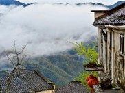 """黄山有个""""天上村落"""",推门就是云海奇观!美如神仙居所"""